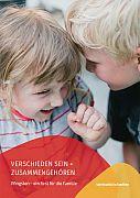 """Heft """"Pfingsten - ein Fest für die Familie"""""""